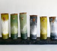 14 Salt Pots