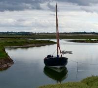 'Pickle', Sluice Creek, Wells-next-the-Sea, Norfolk